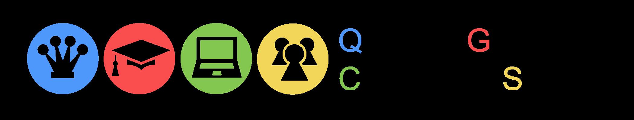 Queen's Graduate Computing Society Logo